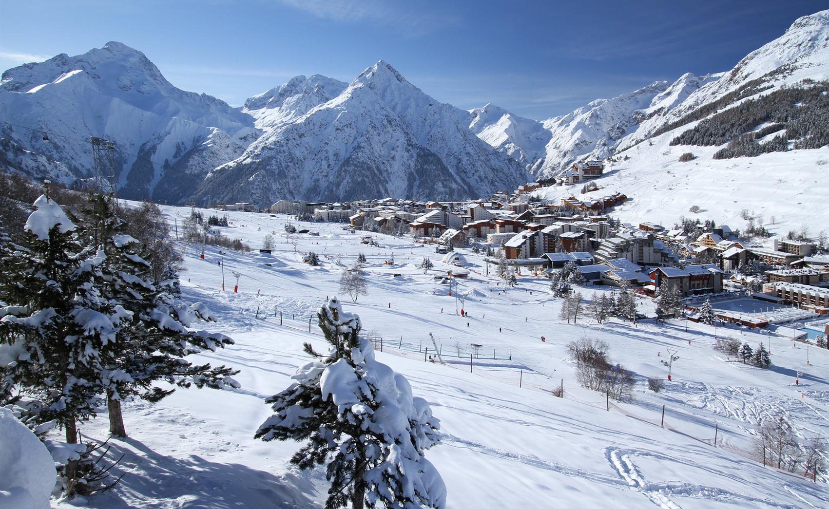 La station chalet les armaillis aux deux alpes - Alpe d huez office du tourisme ...